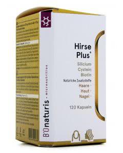 Bionaturis Hirse plus - 120 Kaps.