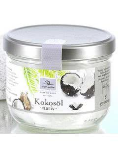 Bio Planet Kokosoel nativ - Organic Coconut Oil virgin - 400ml