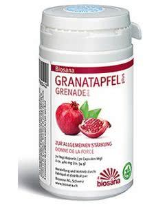Biosana Granatapfel plus 480mg - 70 Kaps.