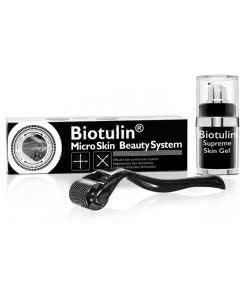 Biotulin Supreme Skin-Gel - 15ml + Roller Beauty-Box