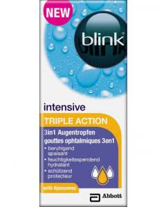 Blink Intensive Tripe Action - 10ml