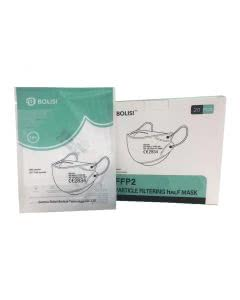 Bolisi FFP2 Masken zertifiziert Medical Quality