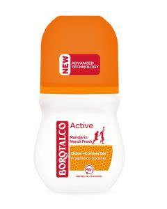 Borotalco Deo Roll on Active Mandarine Neroli - 50 ml