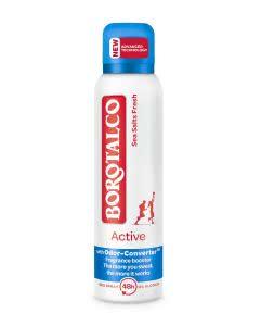 Borotalco Deo Spray Active Meersalz Fresh - 150 ml
