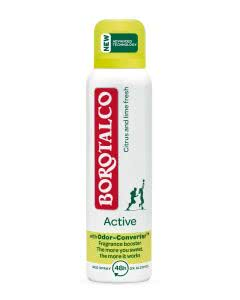 Borotalco Deo Spray Active Zitrus und Limette Fresh - 150 ml