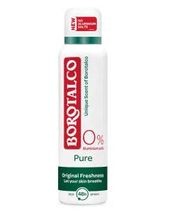 Borotalco Deo Spray Pure Original - 150 ml