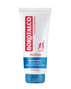 Borotalco Duschgel Active Meersalz - 200 ml