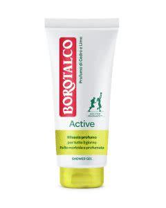 Borotalco Duschgel Active Zitrus Limette - 200 ml