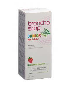 Bronchostop Junior Hustensaft - 200ml