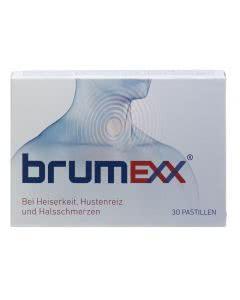Brumexx - Husten - Heiserkeit - Halsschmerz - 30 Past.
