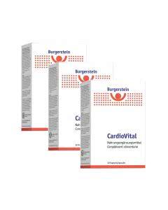 Spar-Pack: Burgerstein CardioVital Kapseln - 3x30 Stk.