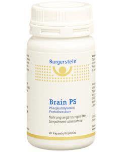 Burgerstein - BRAIN (Phosphatidyl-Serin) PS - 90 Kaps.