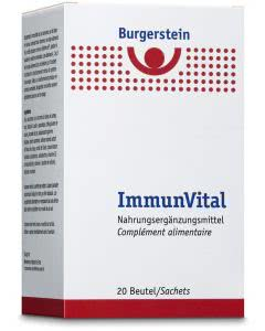 Burgerstein - ImmunVital (Wellmune) Beutel 16ml - 20Btl.