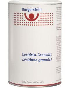 Burgerstein - Lecithin Granulat Dose - 400g