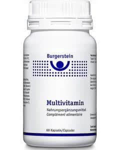 Burgerstein - Multivitamin - 60 Kaps.