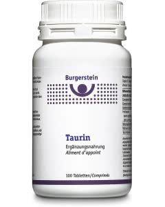 Burgerstein - Taurin 500mg - 100 Tabl.