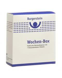Burgerstein Wochenbox 7-teilig