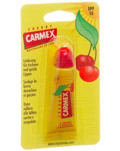 Carmex Lippenbalsam Cherry Tube - 10g