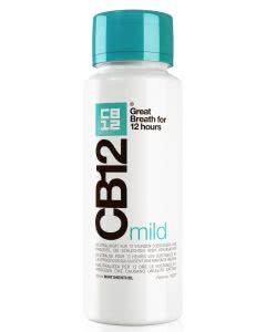CB 12 - MILD - Mundpflege gegen schlechten Atem - 250ml