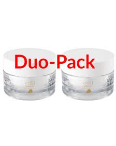 Duo-Pack: Cell 1 Skin Care Snail Extrakt Gel - 2x50ml