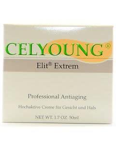 CELYOUNG Elit Extrem - Antiaging Gesichts und Hals - 50ml