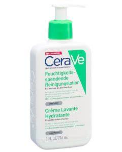 CeraVe Feuchtigkeitsspendende Reinigungslotion - 236ml
