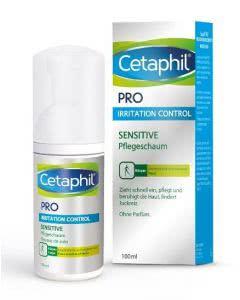 Cetaphil Pro Irritation Control Sensitive Pflegeschaum - 100ml