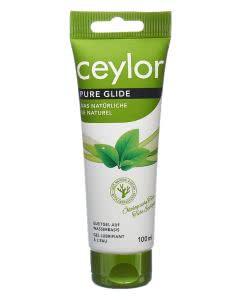 Ceylor Pure Glide veganes Gleit-Gel - 100ml