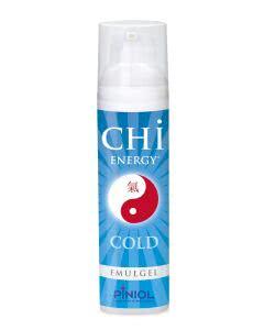 CHi Energy von Piniol Cold (kühlend) Emulgel