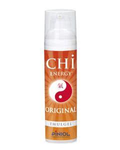 Ch'i Energy China Piniol Emulgel - 75ml