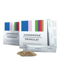 Chondrova Glucosamin - Chondroitin - Granulat - 90 Port.