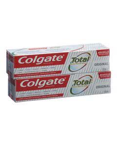 Colgate Total ORIGINAL Zahnpasta - Doppelpack 2 x 100ml
