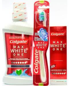Colgate Max White ONE - weissere Zähne