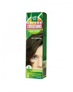 Kreson Hennaplus Colour Creations helles braun 5 - 60ml