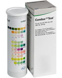 Combur 10 Test Streifen - 100 Stück