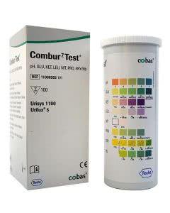 Combur 7 Test Streifen (neu) - 100 Stk.