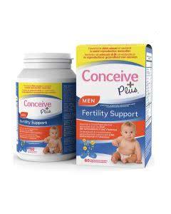 Conceive Plus Fruchtbarkeitsunterstützung für Männer - 60 Kapseln