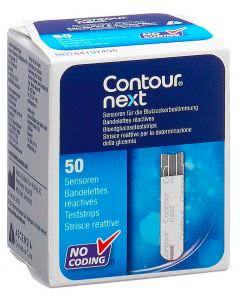 Contour Next Sensoren - 50 Stk.