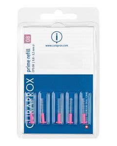 Curaprox CPS 08 prime refill pink - 5 Stk
