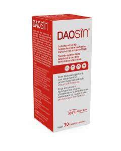 Daosin DAO bei Histaminunverträglichkeit - 30 Kaps.