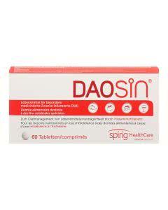 Daosin DAO bei Histaminunverträglichkeit - 60 Tabl.
