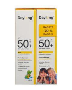 Daylong 50 Kids - 150ml Dispenser