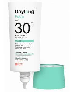 Daylong 30 FACE - sensitive Sonnenschutz Gelfluid - 30ml