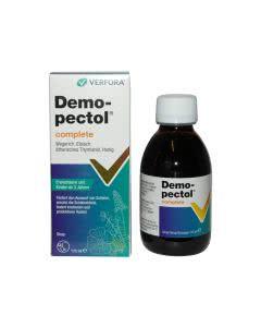 DemoPectol complete schleimlösender & hustenreizstillender Sirup - 175ml