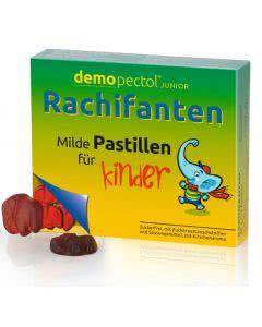 Demopectol Junior Rachifanten milde Husten Pastillen - 40g