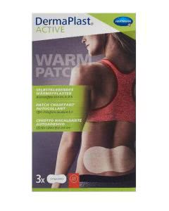 Derma Plast Active Warm Patch Wärmepflaster gross - 3 Stk.