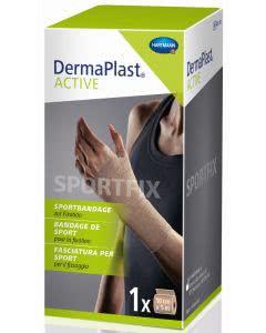 DermaPlast Active Sportfix Bandage - beige - 10cm x 5m