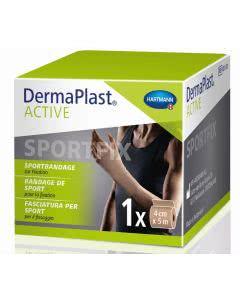 DermaPlast Active Sportfix Bandage - beige - 4cm x 5m