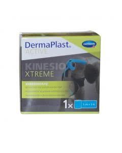 DermaPlast Active Kinesiotape Xtreme - 5cm x 5m - blau (