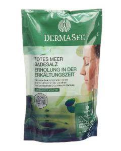 Dermasel Badesalz Erholung für die Erkältungszeit - 400 g
